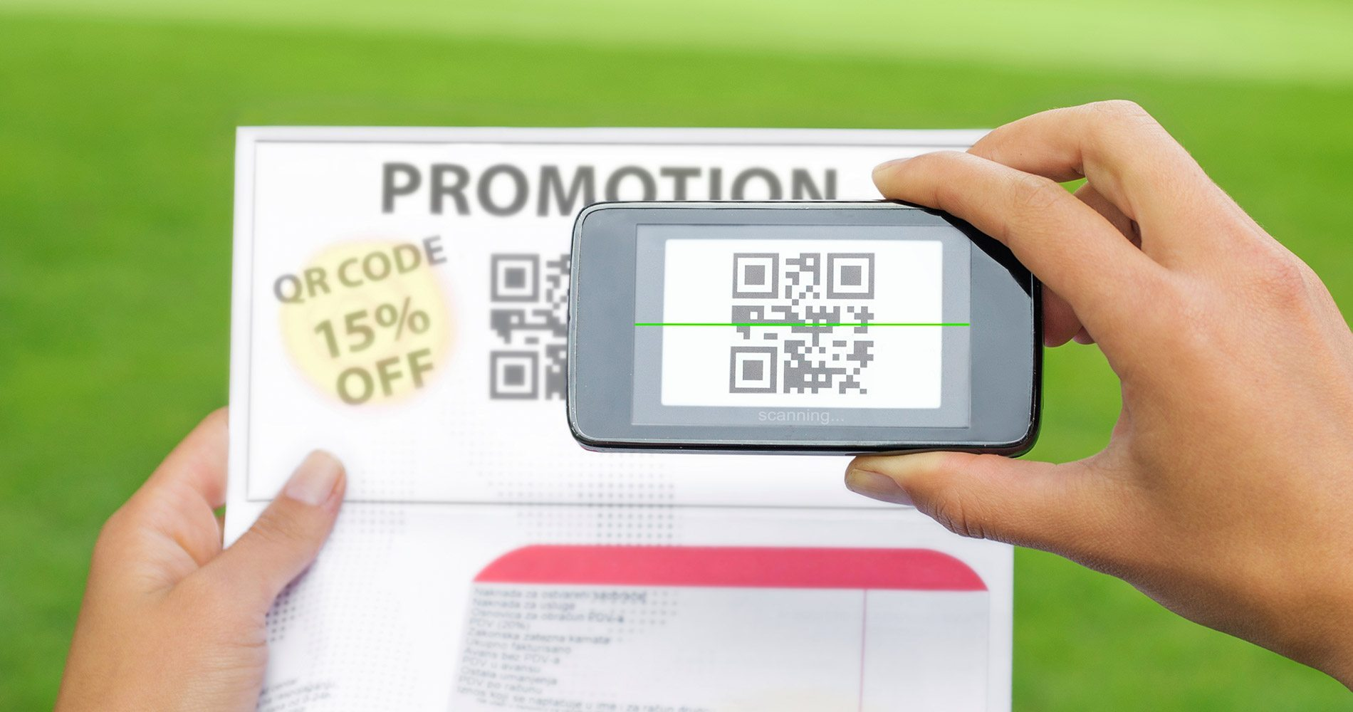 QR Codes enhance print and promotional campaigns