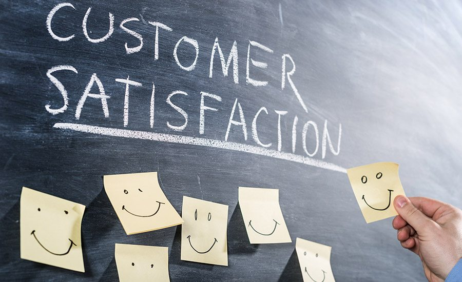 Using Customer Satisfaction to Build a Client Base