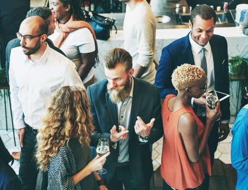 How to Use Networking Events to Grow Your Business Base